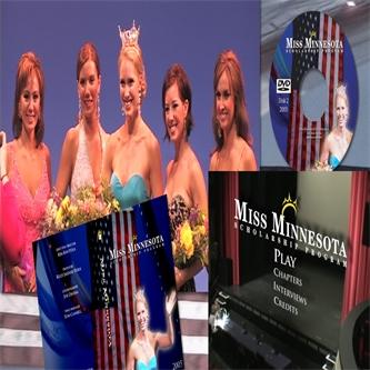 Miss Minnesota Video/DVD Production