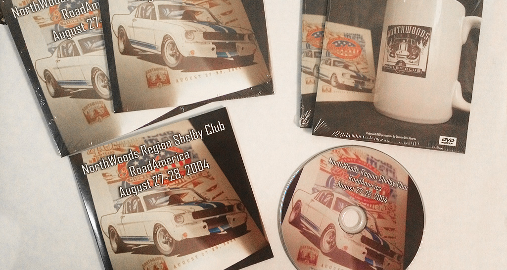 Northwoods Shelby Club Video/DVD